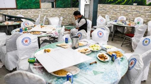 Tragedija Kabule: vestuvėse sprogusi bomba pražudė 63 žmones