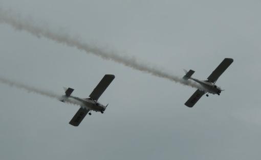 Ignalinoje pasibaigęs Europos čempionatas atvėrė naujas galimybes aviacijos sporte
