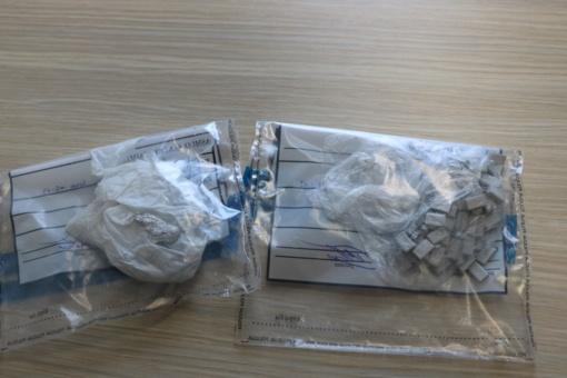 Vilniuje sulaikytas vyras su 30 tablečių narkotikų