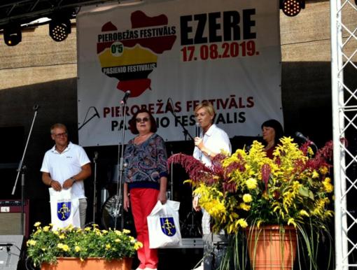 Pasienio festivalyje susitiko dvi tautos