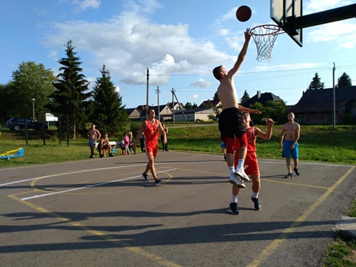 Betygaloje – krepšininkų turnyras