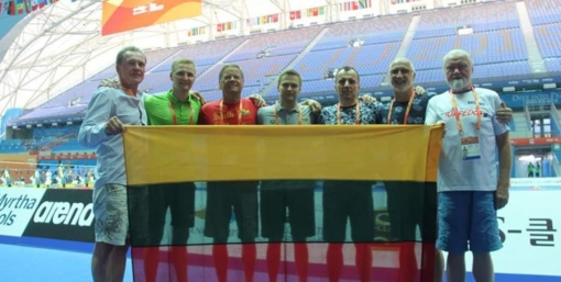 Pasaulio senjorų čempionate alytiškis iškovojo prizinę vietą