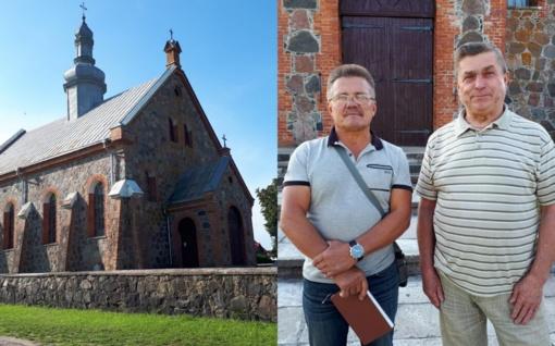 Lukštų kaimo bendruomenei rūpi tvarka – gražina kiekvieną kampelį