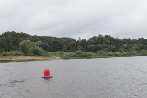 Tikrinamas Nemuno ir kitų vandens telkinių užterštumas
