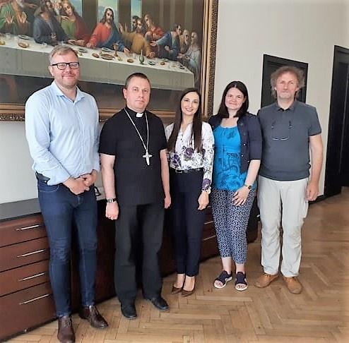 Pirmasis Kauno arkivyskupijos atstovų ir vaiko teisių gynėjų susitikimas nutiesė bendrų veiklų stiprinant pagalbą vaikui ir šeimai kelius