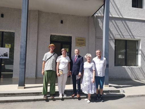 Kazlų Rūdos savivaldybės atstovai lankėsi Oni savivaldybėje