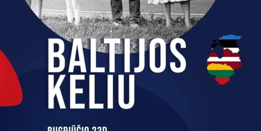 Baltijos kelio dieną – rekordinė renginių gausa Alytaus mieste