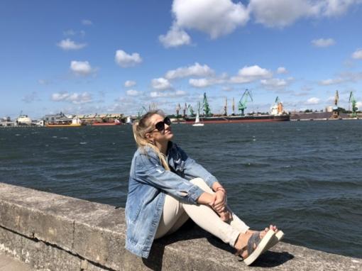 """Vilija Chadyšaitė-Navickienė apie neprisijaukintą didmiestį, """"lindimą"""" į paciento """"dūšią"""" ir """"Mikę Pūkuotuką"""""""