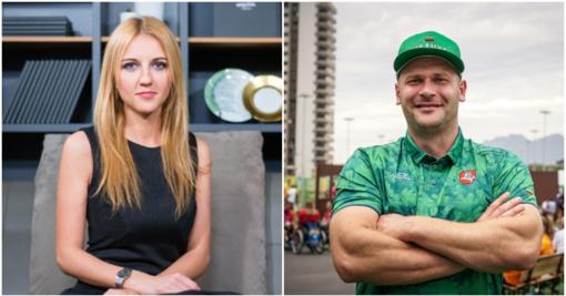 Žurnalistė ir laidų vedėja Daiva Žeimytė-Bilienė susilaukė pirmagimio