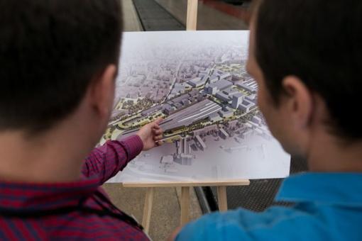 Jauniesiems talentams – kvietimas kurti ateities stotį