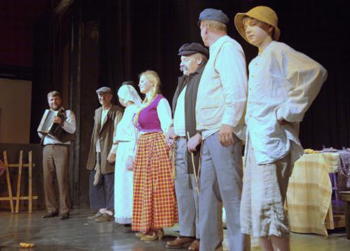 Lietuviško spektaklio jubiliejus