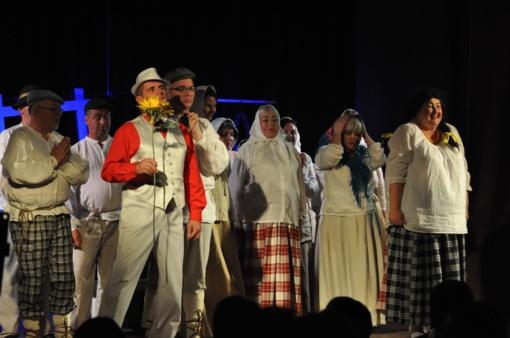 Skirsnemunės miestelio šventės sūkuryje: baikeriai, kinologai ir...