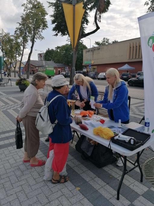 Kartu susibūrė Šiaulių rajono visuomenės sveikatos specialistai ir Nacionalinio kraujo centro specialistai