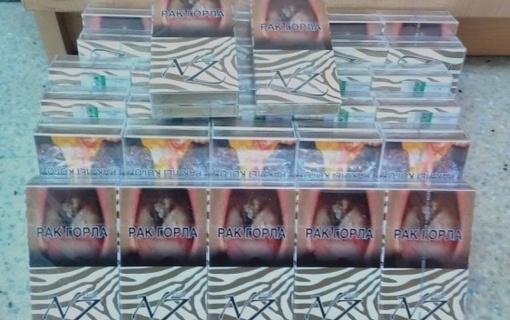 Raseiniškio namuose – kontrabandinės cigaretės