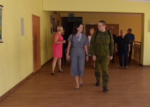Kitąmet Lazdijų rajone planuojamos karinės pratybos