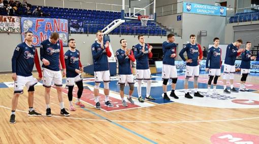 Jonavos klubas atsisakė galimybės žaisti LKL