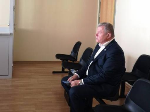 Kęstučio Tubio teisme kalbėta apie narkotikus ir 15 tūkstančių eurų