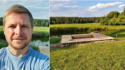 Vilniaus meras R. Šimašius parodė, kad moka taupyti: susirentė kubilą už mažą pinigų sumą