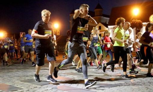 Miesto šventės renginiai neleis nuobodžiauti sveikos gyvensenos entuziastams