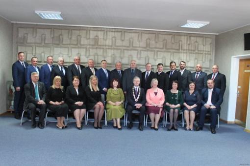 Jurbarko rajono savivaldybės tarybos 2019 m. rugpjūčio 29 d. posėdžio darbotvarkė