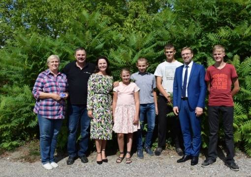 Šeimos kortelė: papildoma parama šeimoms