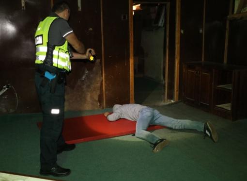 Kauno rajone sulaikytas besislapstęs nuteistasis