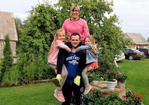 Imunoterapija jaunai dviejų vaikų mamai