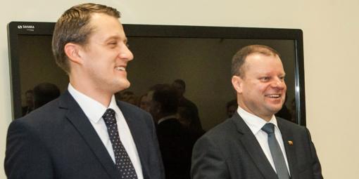 Prezidentas pasirašė dekretą dėl S. Skvernelio nedarbingumo dienų: pavaduos Ž. Vaičiūnas