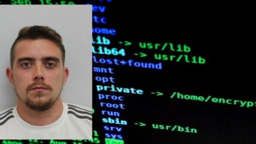 Po dviejų metų sulaikytas programišius, internete pavogęs milijoną