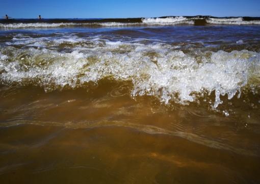 Per vasarą Palangos ir Šventosios paplūdimiuose skendo 36 žmonės, vieno išgelbėti nepavyko