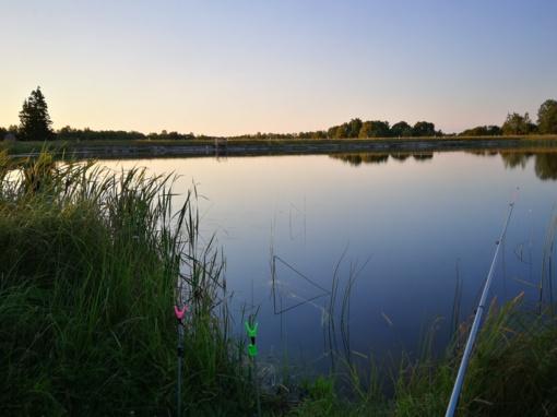Biržų rajone sulaikyti neteisėtai žvejoję asmenys