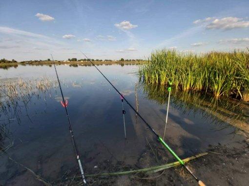 Aplinkosaugininkai Žuvinto rezervate patikrino 171 žveją
