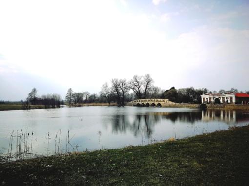Kruojos upės ir Pakruojo parko techninis projektas