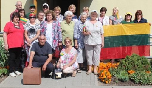 Baltijos kelio 30-mečio minėjimas Kalvarijoje