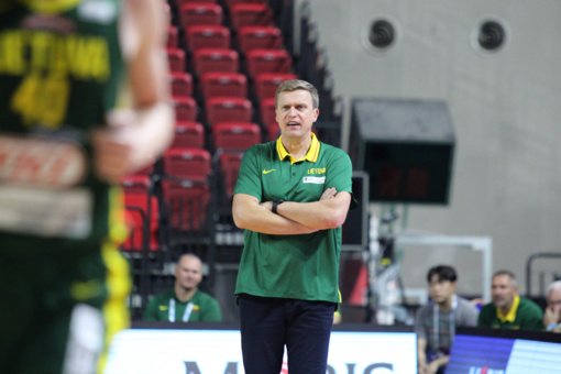 Lietuvos krepšinio rinktinė baigė repeticijas, o treneris išsirinko sudėtį pasaulio čempionatui