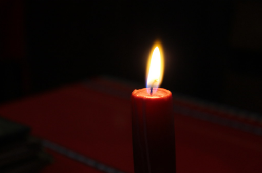 Pasvalio rajone per gaisrą žuvo žmogus