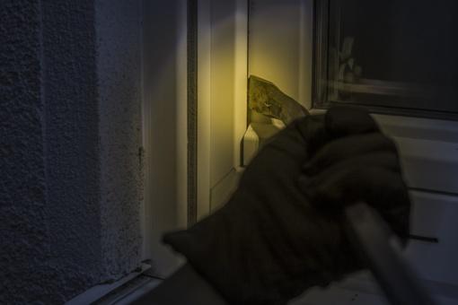 Šiaulių rajone apvogtas gyvenamasis namas