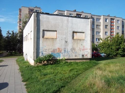 Kam priklauso apleisti pastatai?