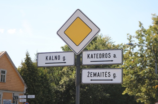 Populiariausi gatvių pavadinimai Lietuvoje – Liepų ir Miško
