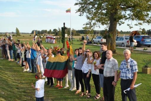 Vienybė Baltijos kelyje
