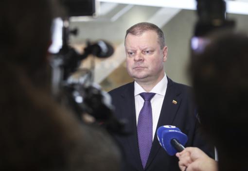 S. Skvernelis apie L. Linkevičiaus vizitą Baltarusijoje: turime pradėti kalbėtis su kaimynais