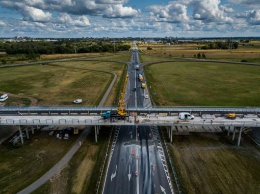 Bus kapitališkai atnaujintas Nausodės viadukas