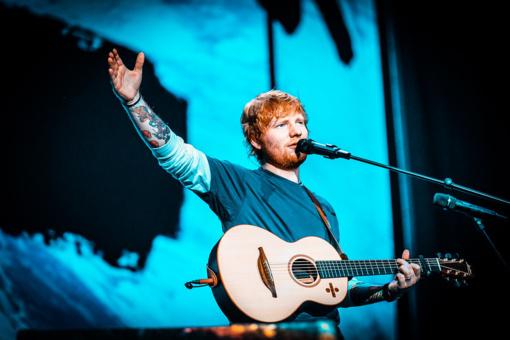 E. Sheeranas paskelbė stabdantis karjerą: nori daugiau laiko praleisti su žmona