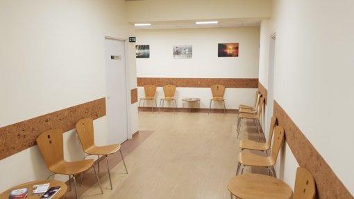 Ukmergės konsultacinės poliklinikos registratūros darbuotojos šokiravo savo elgesiu