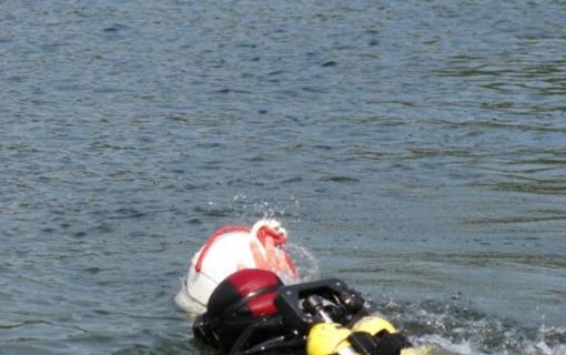 Vilniuje ežere rastas moters kūnas