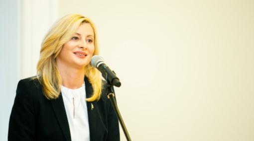 R. Tamašunienė atmeta S. Džiauto kritiką: ugniagesiai vis dar gali pasitikrinti savo sveikatą