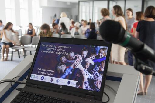 Šiaulių universitete pristatytas ir aptartas bendrųjų ugdymo programų atnaujinimo gairių projektas