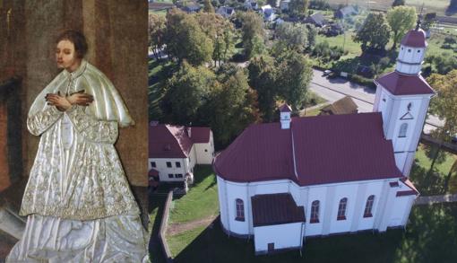 Rūpinamasi palaimintojo Mykolo Giedraičio įamžinimu Molėtų rajone