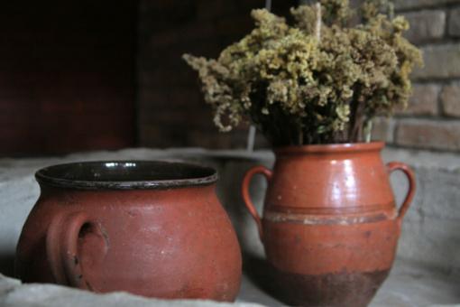 J. Basanavičiaus gimtinėje Ožkabaliuose atidaroma tarptautinė puodininkystės paroda