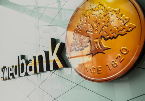 """""""Swedbank"""" atsisako kodų kortelių"""